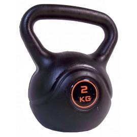 Q4Life  Kettlebell plastic (2kg)