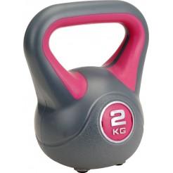 XQ Max  Kettlebell plastic (2kg)