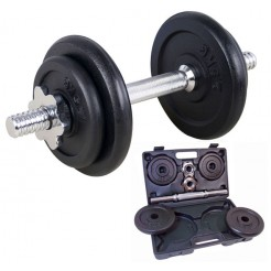 XQ Max  Dumbbell set  in koffer  (10 kg)