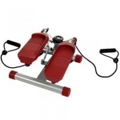 Christopeit Twist N Step Pro met trektouw Side Stepper